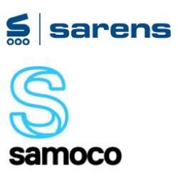 Sarens / Samoco logo