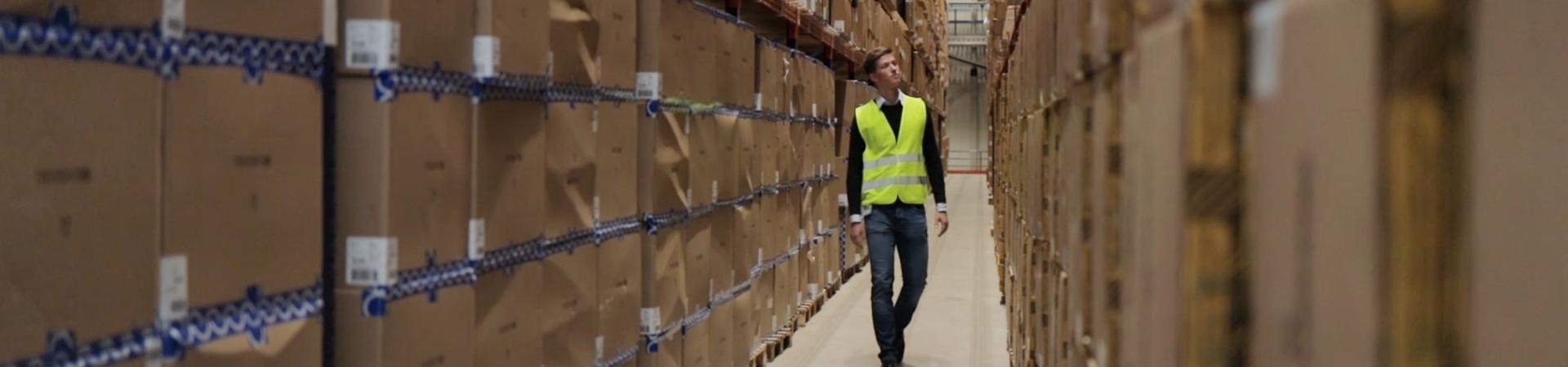 banner Online jobevent Bleckmann | Logistiek Traineeship