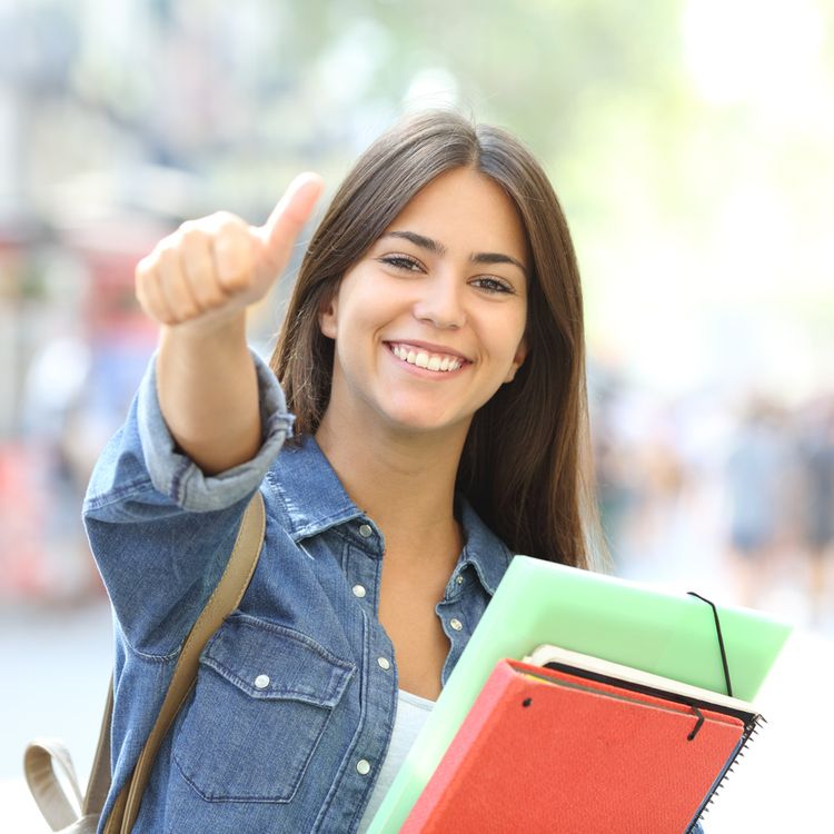 student solliciteren